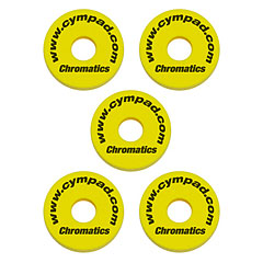 Cympad Chromatics Yellow « Pad d'entraînement