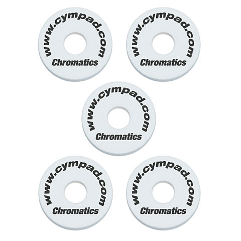Pad d'entraînement Cympad Chromatics White