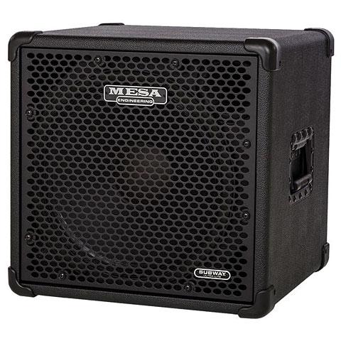 """Pantalla bajo eléctrico Mesa Boogie Subway 1x15""""/Horn Bass Cabinet"""