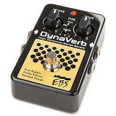 EBS DynaVerb Studio Edition « Bass Guitar Effect