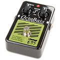 Bass Guitar Effect EBS OctaBass Studio Edition