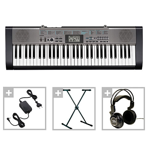 Casio CTK-1300 Bundle I