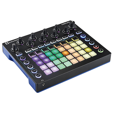 DJ-Groovebox Novation Circuit