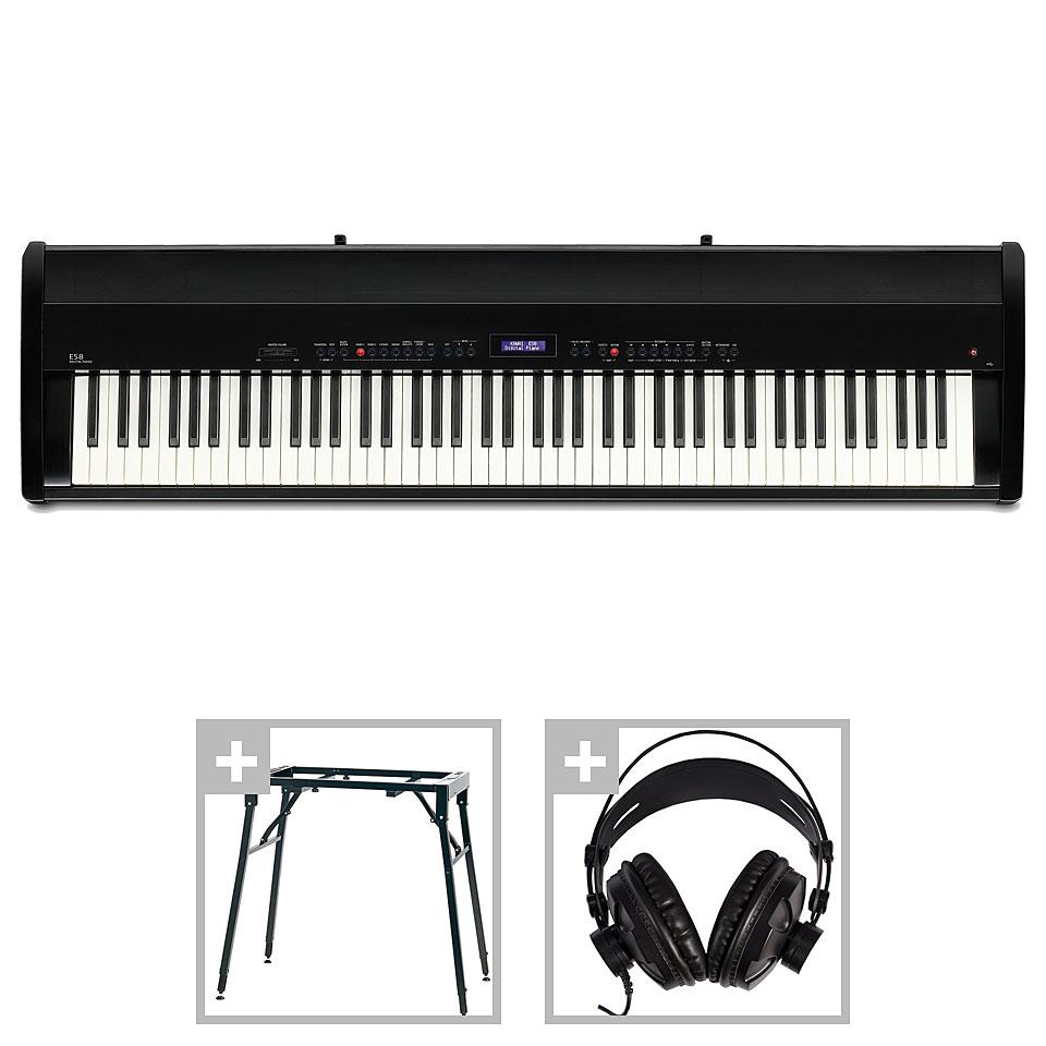 Stagepianos - Kawai ES 8 B Set I Stagepiano - Onlineshop Musik Produktiv