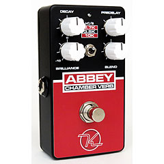 Keeley Abbey Chamber Verb « Effectpedaal Gitaar