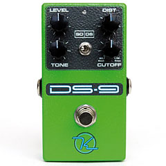 Keeley DS9 « Pedal guitarra eléctrica
