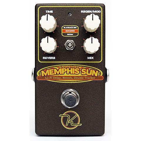 Effektgerät E-Gitarre Keeley Memphis Sun
