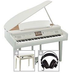 Yamaha Clavinova CVP-709 GPWH Flügel Set I « Digitalpiano