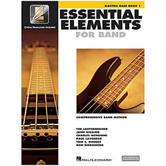 De Haske Essential Elements 1 for Electric Bass « Lehrbuch