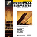 Manuel pédagogique De Haske Essential Elements 1 for Electric Bass