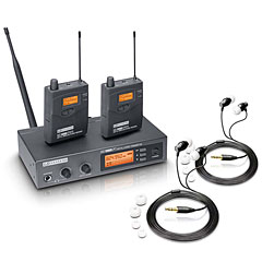 LD-Systems MEI 1000 G2 Bundle « In-Ear System (draadloos)