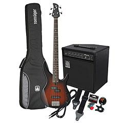 Yamaha TRBX 174 OVS / Ampeg BA-108 « E-Bass Set