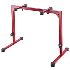 K&M 18810 Red « Keyboard Stand