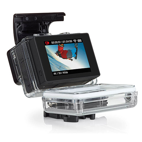GoPro HERO4 LCD Touch BacPac