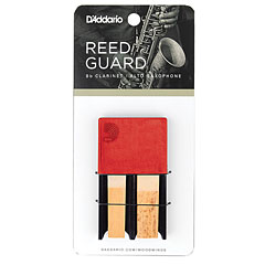 D'Addario Reed Guard Klar./Sax Red