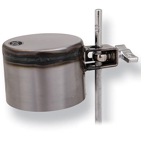 "Potz Latin Percussion Raw 4"" Potz with Mount LP1604"
