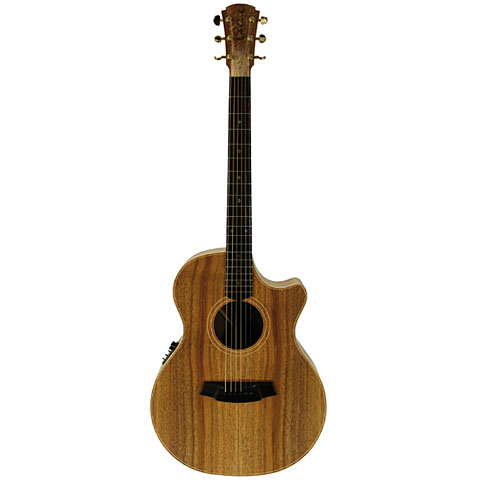Guitarra acústica Cole Clark AN2EC-BLBL