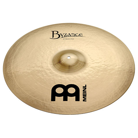 Meinl Byzance Brilliant 20  Medium Ride