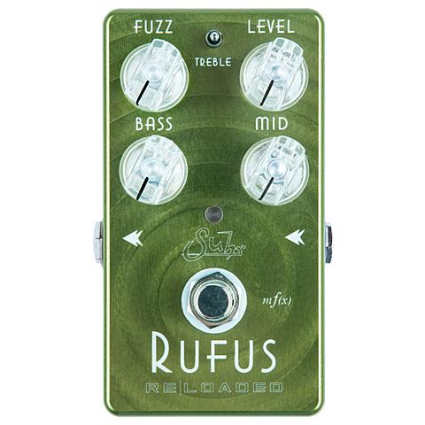 Pedal guitarra eléctrica Suhr Rufus Reloaded