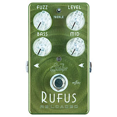 Suhr Rufus Reloaded « Pedal guitarra eléctrica