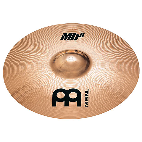 Meinl 20  Mb8 Medium Ride