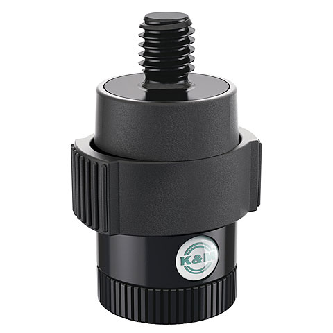 Mikrofonzubehör K&M 23910 Quick-Release Adapter