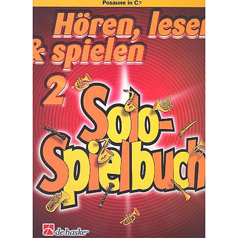 Manuel pédagogique De Haske Hören, Lesen & Spielen Bd. 2 Solo-Spielbuch