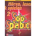 Instructional Book De Haske Hören, Lesen & Spielen Bd. 2 Solo-Spielbuch