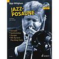 Εκαπιδευτικό βιβλίο Schott Jazz-Posaune: Konzepte, Spieltechniken, Übungen