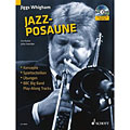 Manuel pédagogique Schott Jazz-Posaune: Konzepte, Spieltechniken, Übungen