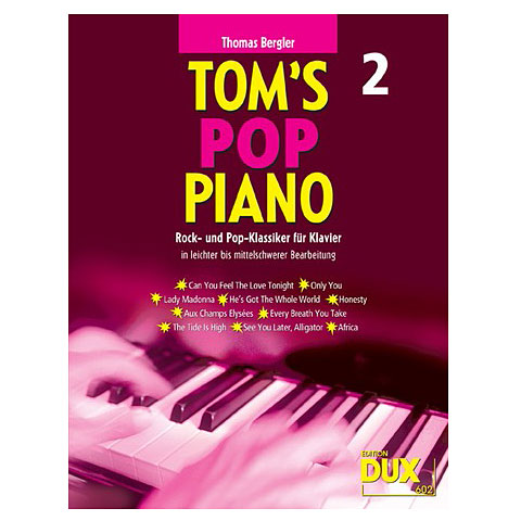 Dux Tom's Pop Piano 2