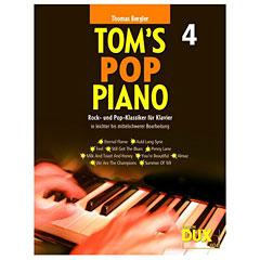 Dux Tom's Pop Piano 4 « Recueil de Partitions