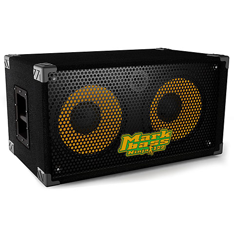 Box E-Bass Markbass New York 122 Ninja