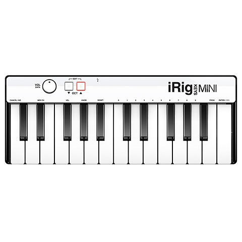 IK-Multimedia iRig Keys Mini