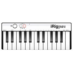 IK-Multimedia iRig Keys Mini « Master Keyboard