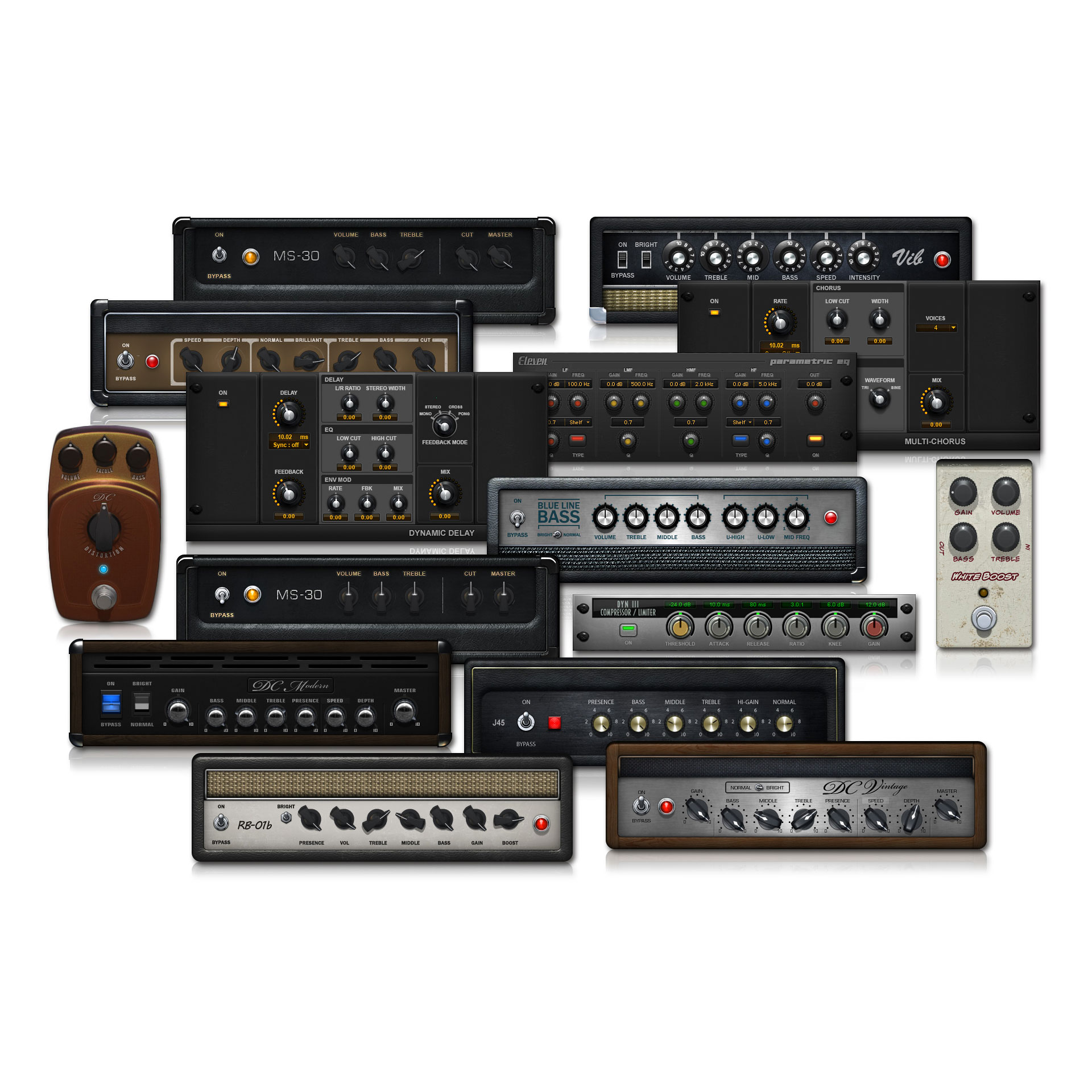 Avid Eleven Rack Pro Tools 1 Year 171 Guitar Multi Effects
