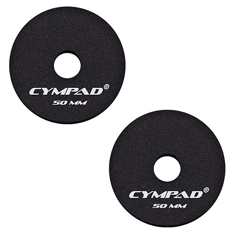 Practice Pad Cympad Moderator Double Set MD50
