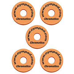 Cympad Chromatics Orange « Pad d'entraînement