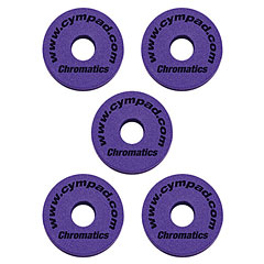 Cympad Chromatics Purple « Pad d'entraînement