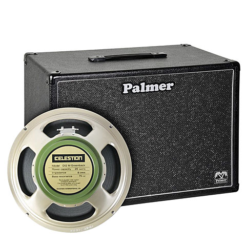 Box E-Gitarre Palmer Cab 112 GBK
