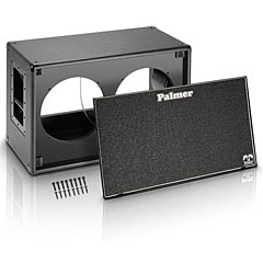Palmer Cab 212 Open Back Unloaded « Baffle guitare élec.