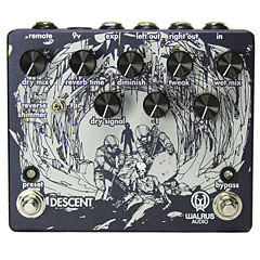 Walrus Audio Descent « Effectpedaal Gitaar