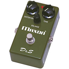 Maxon D&S Distortion, Sustainer « Guitar Effect