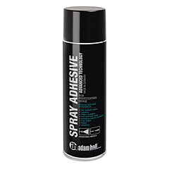 Adam Hall Sprühkleber 500ml Dose « Mousse acoustique