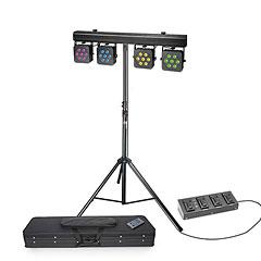 Cameo Multi PAR 3 Set - 28 x 8W Quad « Lichtanlage