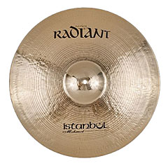 "Istanbul Mehmet Radiant 20"" Rock Ride « Cymbale Ride"