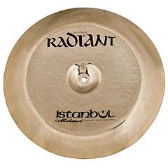 "Istanbul Mehmet Radiant 10"" China « Cymbale China"
