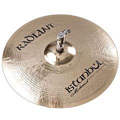 "Istanbul Mehmet Radiant 13"" Rock HiHat « Cymbale Hi-Hat"