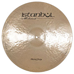"Istanbul Mehmet Radiant Murathan 20"" Hard Rock Ride « Cymbale Ride"