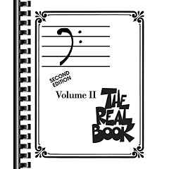 Hal Leonard The Real Book Vol. II Bass Version (2nd ed.) « Sångbok